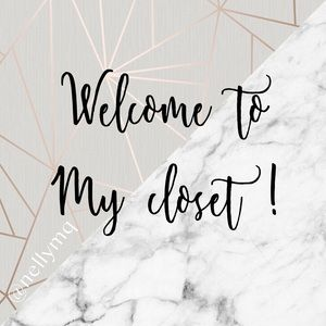 Other - Hello there! Welcome to my closet ✨